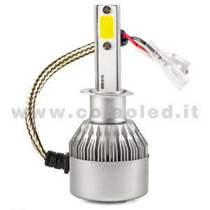H1 3800LM KIT LED 1 LAMPADA 36W CON DIODI SCELTI KIT LED H1