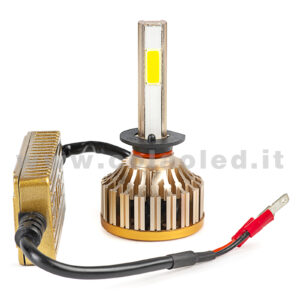 H1  4800LM KIT LED 1 LAMPADA  STAR 48W POWER KIT LED H1