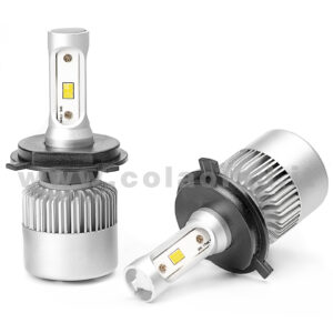 "H4 16000LM KIT LED 2 LAMPADE CHIP EXTRA POWER""  KIT LED 80W H4"