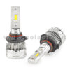 Hir2 9012 12000LM KIT LED 2 LAMPADE ULTRA PICCOLO 100W KIT LED COLAOLED PROGETTO MICRO POWER Hir2