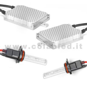 Hir2 9012 KIT XENON 110W XENON AFTERMARKET KIT DIGITALE RAPIDO 6000K EXTRA HID XENON KIT 110W HIR2