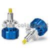 H7 15000LM KIT LED MONO LED 2 LAMPADE CHIP EXTRA POWER KIT LED 3D 120W H7