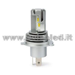 H4 7500LM KIT LED 1 LAMPADA CHIP CREE KIT LED ULTIMA TECNOLOGIA 35W H4